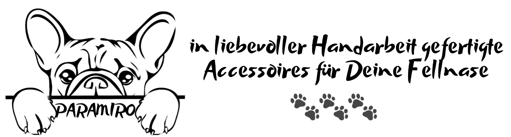 Paramiro - Hundehalsbänder aus Paracord-Logo